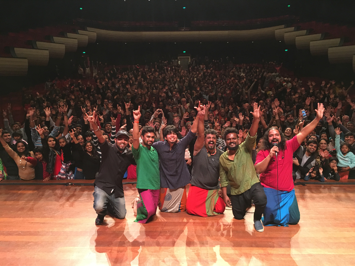 The Raghu Dixit Project -26 Sep 2016