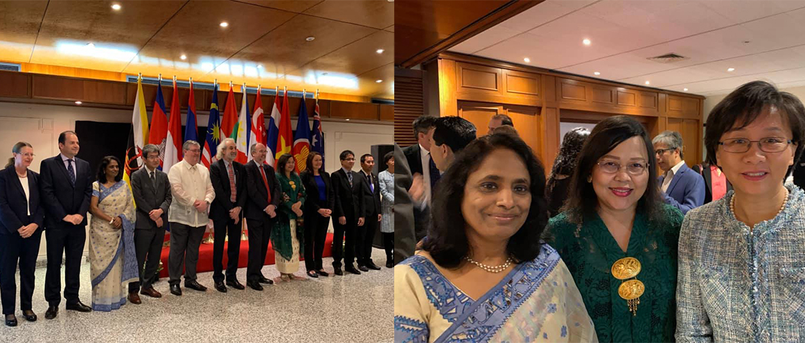Consul General at the 52nd Anniversary of Association of Southeast Asian Nations (ASEAN) in Perth