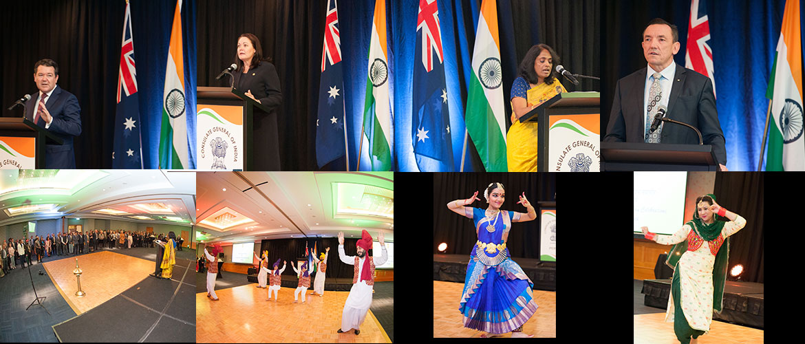 73rd Independence Day Reception