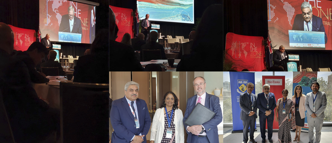 """In the Zone"" Conference organised by Perth USAsia Centre, exploring Critical Materials: securing Indo Pacific Technology Futures"