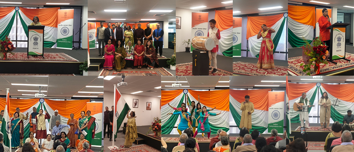 74th Independence Day of India Celebrations