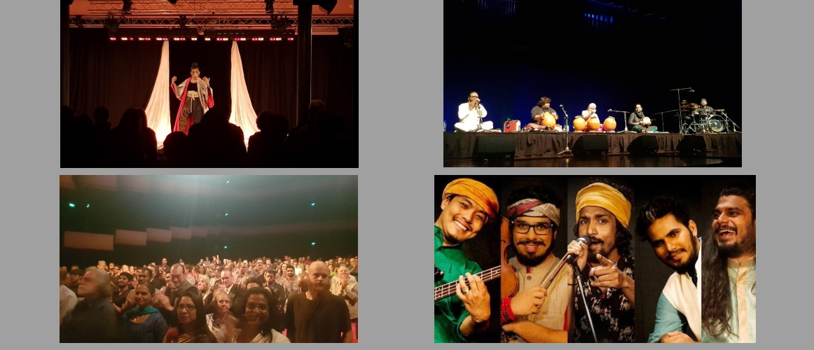 Confluence: Festival of India in Australia 2018