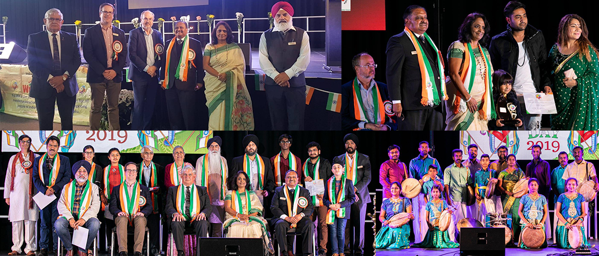 Consul General at India Day 2019 organized by FIAWA